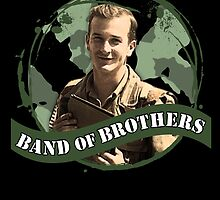 Skip Muck Badge - Band of Brothers by IAmTumblweeeed