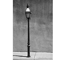 Santa Fe - Streetlight Photographic Print