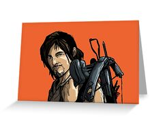 Daryl Greeting Card