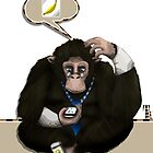 Monkey Business....Well Chimp by TomWright156