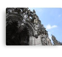 Gothic Sky Canvas Print