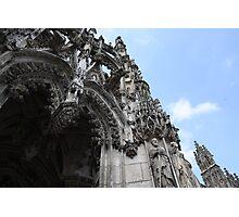 Gothic Sky Photographic Print