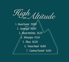 High on Altitude by Fran Riley