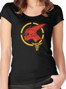 MSN-04 NEO-ZEON Women's Fitted Scoop T-Shirt