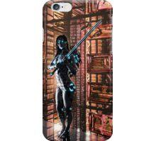 Cyberpunk Painting 061 iPhone Case/Skin