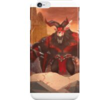 Summoners War Ariel vs Rakan iPhone Case/Skin
