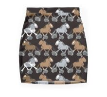 Standardbred  Mini Skirt