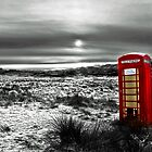 The Red Phonebox. by Jim Kernan