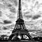 Eiffel Tower by Jim Kernan