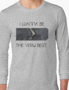 Counter-Strike True fact Long Sleeve T-Shirt