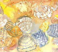 Sally Sells Sea Shells by the Seashore by Sally Griffin