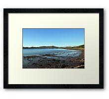 Dingle Harbour, Co. Kerry, Ireland Framed Print