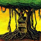 Treehouse by Joel Tarling