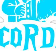 Accordion Hero Sticker