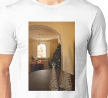 home for christmas Unisex T-Shirt