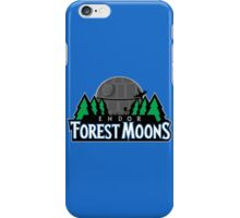 Endor Forest Moons - Star Wars Sports Teams iPhone Case/Skin