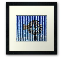 ~ Under the Southern Cross ~ Framed Print
