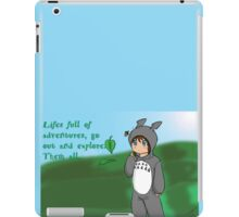Life's an Adventure  iPad Case/Skin