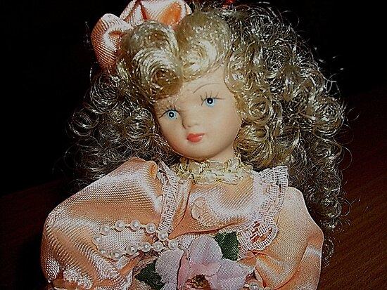 Hana's Doll by Ana Belaj