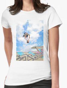 Backflip Womens Fitted T-Shirt