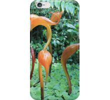 Missouri Botanical Gardens Glasswork iPhone Case/Skin