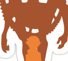 Ken - Nemesis Persona 3 Sticker