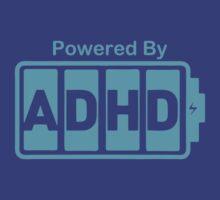 Battery Powered ADHD Energy by OjhiShirt543