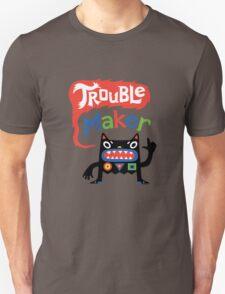 Trouble Maker V - black monster T-Shirt