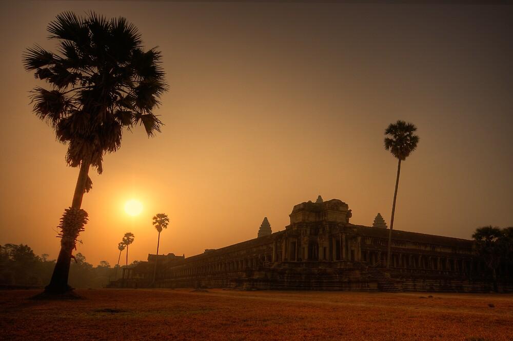 Angkor Wat by Neil Carey