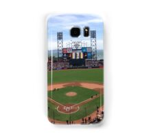 AT&T Park SF Giants Panorama Samsung Galaxy Case/Skin