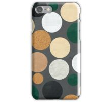 Polkda Dots - Back-to-School Collection iPhone Case/Skin