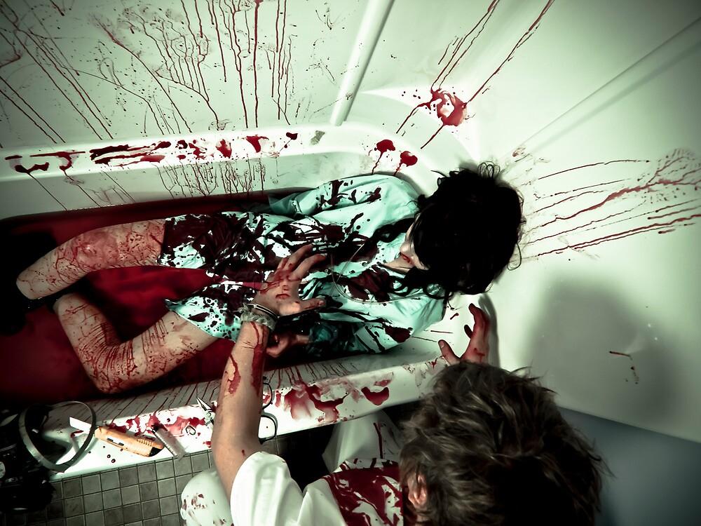 Strangle by Johnny Joo