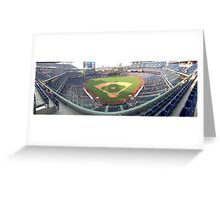 Philadelphia Phillies Citizens Bank Park Greeting Card