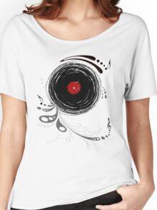 Vinylized! - Vinyl Records  Women's Relaxed Fit T-Shirt