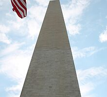 Washington Monument by roguefaerie