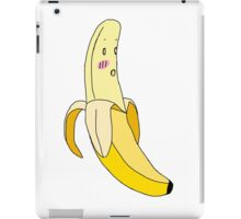 Make like a banana iPad Case/Skin