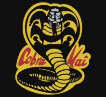 Cobra Kai Karate by OjhiShirt543