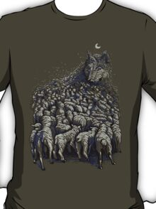 journey to wolf mountain T-Shirt