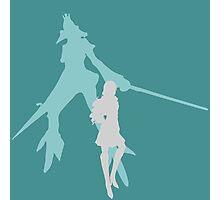 Mitsuru - Penthesilea Persona 3 Photographic Print
