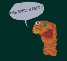 Smelly feet by Beub