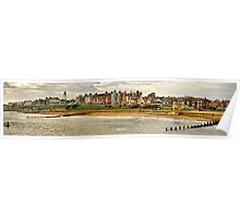 Southwold Pano Poster