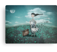 Life is a journey Metal Print