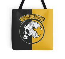 Militaires Sans Frontières Tote Bag