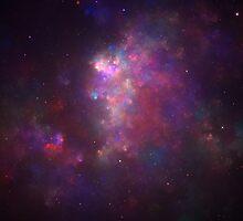 Candy Galaxy by UniqueFractals