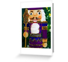 nutcracker Greeting Card