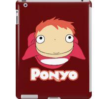 Ponyo Movie iPad Case/Skin