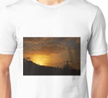 The Lines Have Been Drawn Unisex T-Shirt
