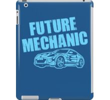Future Mechanic iPad Case/Skin