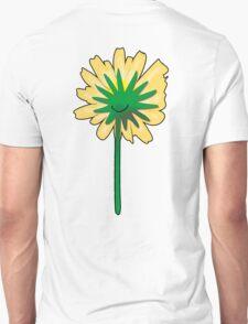 Flower back. T-Shirt