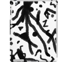 Black & White [Randomized] iPad Case/Skin